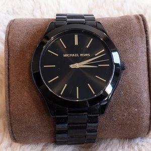 Michael Kors MK3221 Runway Stainless steel watch